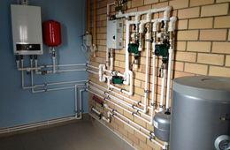 Монтаж газового отопления под ключ Звенигород