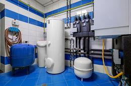 Монтаж водоснабжения в коттедже Звенигород