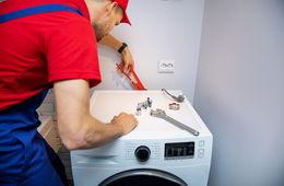 Подключение стиральной машины к коммуникациям Звенигород