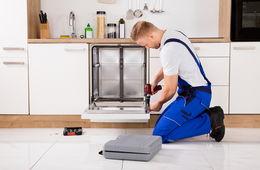 Установка бытовой техники на кухне Звенигород